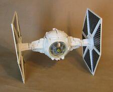 Vintage 1978 Star Wars Kenner White Tie Fighter Almost Complete