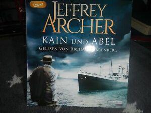 Kain und Abel Kain und Abel 1 Jeffrey Archer MP3 Kain-Serie Deutsch 2018