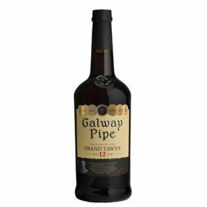 Galway Pipe Grand Tawny 12YO, 750ml