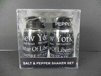 New York Sal&Pimienta Streuerempire Libertad Chrysler Freiheitsstaue New
