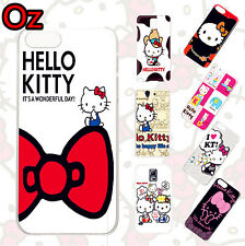 Hello Kitty Cover for Samsung Galaxy S8 Plus, Quality Painted Case WeirdLand