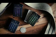 Bicycle Ellusionist Artifice Mini PURPLE Deck US Playing cards Poker Magic New