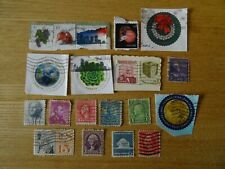 USA / AMERICAN USED POSTAGE STAMPS