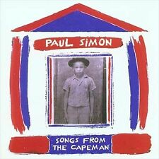 Songs from The Capeman