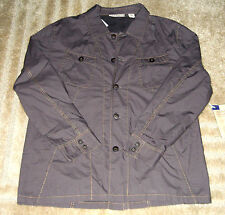 DB COOPER LINED CARGO SHIRT L/S - 2XL - NWT