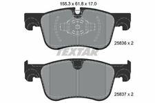 2583601 TEXTAR CAR BRAKE PADS Front