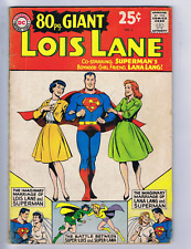 80 Page Giant #3 DC 1964