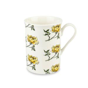 Madeleine Floyd Floral Rose Design Fine China Tea Coffee Mug Tableware Unique