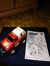 Tobot By Powerbots Motorized Transformable Robot from 1985