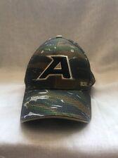 Army NCAA Camo Camouflage Baseball Cap Hat Size: 7&1/4