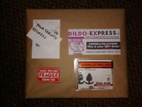 FUNNY Glitter Bomb & Embarrassing  &  Funny Mail Package