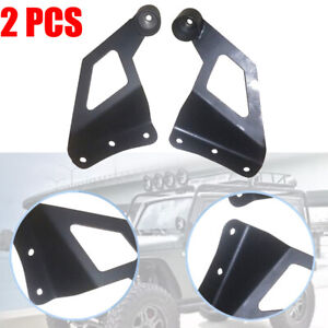 Heavy Duty Light Mounting Holder Upper Roof Windshield Mount Light Hold Stand