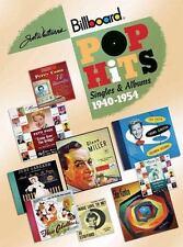 Music Reference Chart History:Joel Whitburn Pop Hits1940-1954 Single & Albums