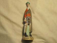 "Elongated Bisque Figure Schafer & Vater ""London Scottish"" Antique"