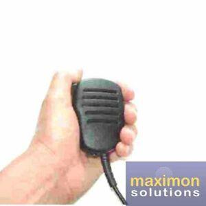 Max78 Speaker Mic Heavy Duty with 3.5mm audio socket for motorola walkie talkies