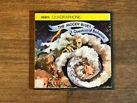 Moody Blues Quadraphonic Reel to Reel Tape - A Question of Balance - London
