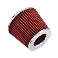 Universal Car Cold Air Filter Induction Kit Sports Cone Pod Filter 75mm Inlet