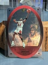 MICHAEL JORDAN 1996-97 Upper Deck SPx Die-Cut Bulls Hologram / Holo