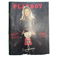 PLAYBOY Magazine Vintage Centerfold November 1972 Sex in Cinema