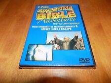 Awesome Bible Adventures  2 Pack  Moses Receives The Ten Commandments BRAND NEW