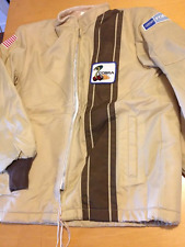 NEVER WORN Vintage Dead Stock Ford Mustang Shelby Cobra Racing Jacket Faux Lined