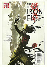 Immortal Iron Fist #10 Zombie Variant Very Fine/Near Mint