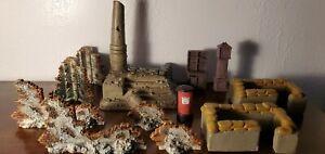 FORCES OF VALOR    UNIMAX   1:32  Diorama  Accessories  Lot