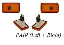 PORSCHE 911 88-94; 911 93-97; 968 91-95 Turn Blinker Indicator PAIR Left + Right