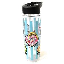 Sailor Moon Super S Inner Scouts Mars Mercury Jupiter Venus Tritan Water Bottle