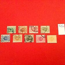 COB TX 3/1 - Strafportzegels/Timbres taxe Gestempeld/avec cachet *