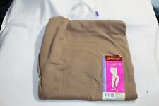 Juniors Ankle Legging Light Brown 2XL 20 Faded Glory Cotton Blend Toasted
