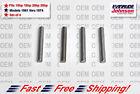 New Johnson Evinrude OEM 10hp 18hp 20hp 25hp Shear Pins (Set of Four) 307949