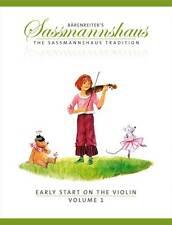 Early Start on the Violin, Vol.1
