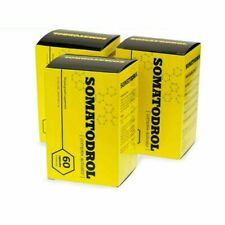 3 Somatodrol , Bodybuilding Aumentare Massa Muscolare , Attivatore Probolan 50
