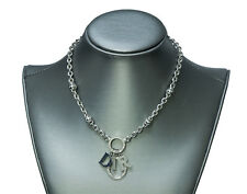 Christian Dior 18K Gold and Diamond Necklace