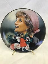 """Princess Diana """"Life and Legacy"""" Collectors plates by Franklin Mint"""