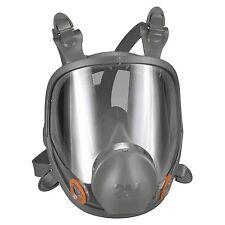 3M 6800 Full Facepiece Reusable Respirator, Respiratory Protection, Medium-Each