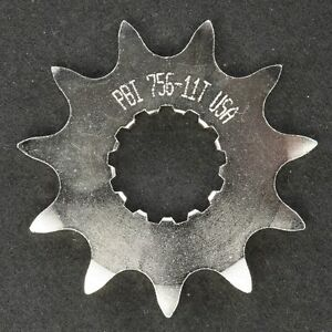 PBI - 756-11 -  Front Countershaft Sprocket, 11T - Made In USA