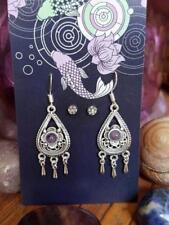 Flowers & Plants Natural Drop/Dangle Fine Earrings