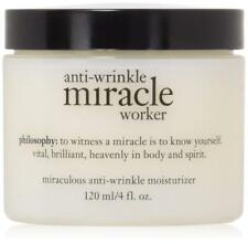 Philosophy MIRACLE WORKER MIRACULOUS ANTI AGING MOISTURIZER 4 oz JUMBO SIZE