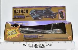 Remote Control Batmobile RC Car MISB NEW Toy Biz 1989 DC Comics