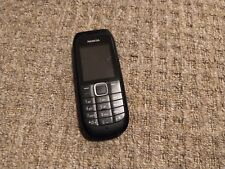Nokia 1616 - Black (Virgin Mobile) Mobile Phone simple basic builders 1616-2