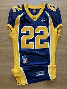 Tim Mixon Cal Bears Game Issued Worn Used NCAA Football Nike Jersey Size M #22