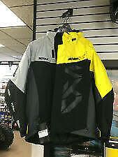 Ski-Doo X-Team Manteau Snowmobile Winter Jacket Mens New Xlarge