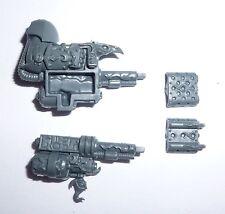 Thousand Sons Scarab Occult Terminators Heavy Warpflamer – G556