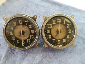 1950 1951 1952 1953 ? HUDSON HORNET (others) GAUGE  CLUSTER SPEEDOMETER & CLOCK