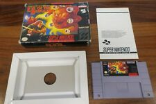 EYE OF THE BEHOLDER   - DUNGEONS & DRAGONS   --  pour SUPER NINTENDO / SNES USA