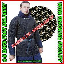Knight Armor Costume Adult Mens Medieval Renaissance Halloween Fancy Dress rk@44