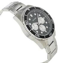Bulova Sport Chronograph 98A154 Men's Watch Black Bezel