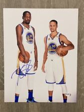KEVIN DURANT signed / autographed 11x14 photo ~ Golden State Warriors ~ PSA/COA
